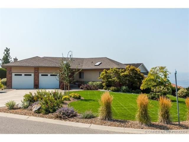 941 Westpoint Drive, Kelowna, BC V1W 2Z3 (MLS #10142304) :: Walker Real Estate
