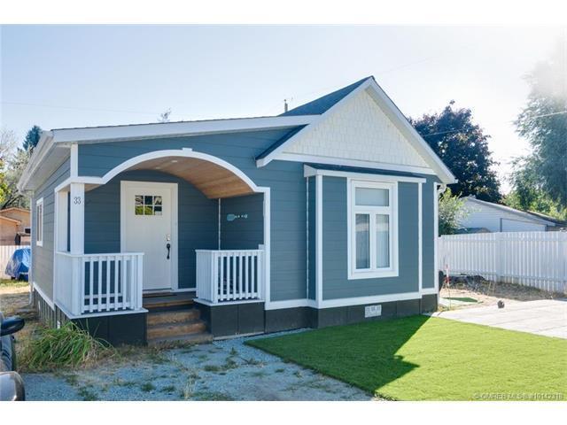 2005 Boucherie Road Southwest, West Kelowna, BC V4T 1R4 (MLS #10142318) :: Walker Real Estate