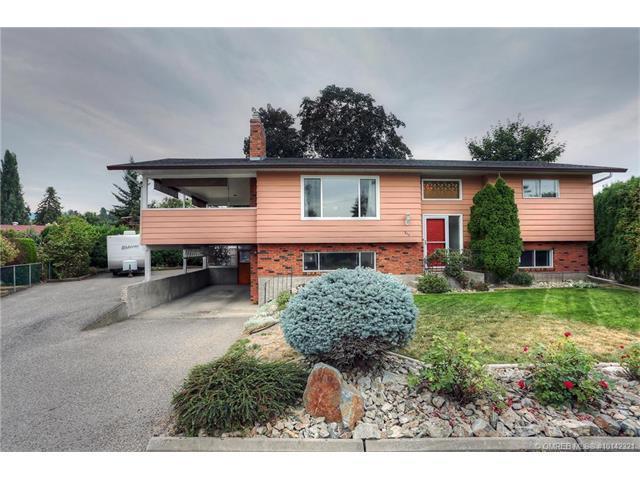 815 Lucas Court, Kelowna, BC V1X 5S6 (MLS #10142321) :: Walker Real Estate