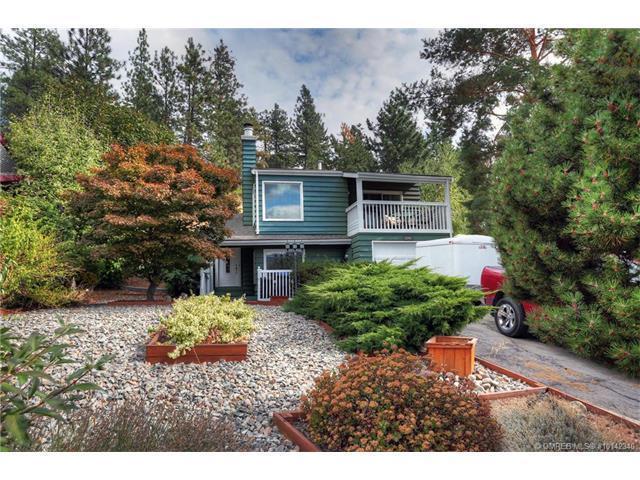 3147 Sandstone Drive, West Kelowna, BC V4T 1A8 (MLS #10142340) :: Walker Real Estate