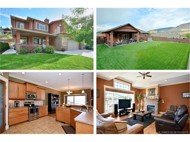 1937 Kloppenburg Court, Kelowna, BC V1P 1N6 (MLS #10142379) :: Walker Real Estate