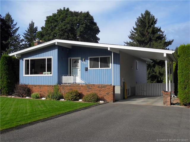 1260 Ridgeway Drive, Kelowna, BC V1Y 4M1 (MLS #10142407) :: Walker Real Estate