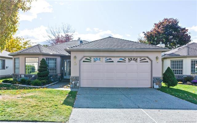 #110 1201 Cameron Avenue,, Kelowna, BC V1W 3R9 (MLS #10143841) :: Walker Real Estate