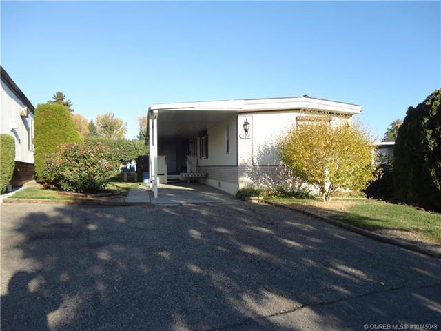 #184 1880 Old Boucherie Road,, Westbank, BC V4T 1Z2 (MLS #10145048) :: Walker Real Estate