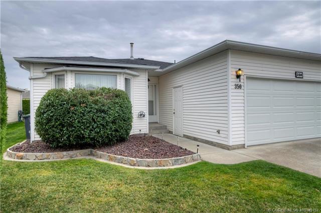 #350 1260 Raymer Avenue,, Kelowna, BC V1W 3S6 (MLS #10145152) :: Walker Real Estate