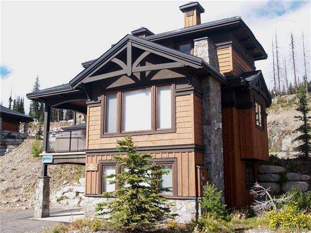 365 Feathertop Way,, Big White, BC V1P 1P3 (MLS #10145252) :: Walker Real Estate