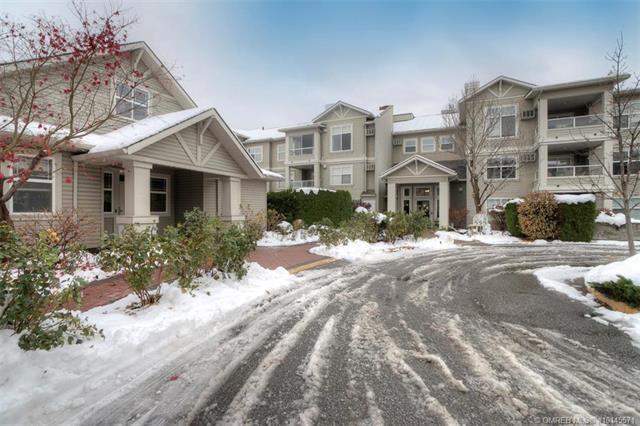 #201 555 Houghton Road,, Kelowna, BC V1X 7P9 (MLS #10145571) :: Walker Real Estate