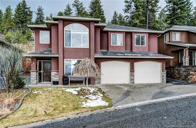 #9 2040 Rosealee Lane,, West Kelowna, BC V1Z 4C5 (MLS #10145583) :: Walker Real Estate