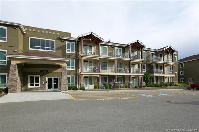 #1209 2210 Upper Sundance Drive,, West Kelowna, BC V4T 3E9 (MLS #10145599) :: Walker Real Estate