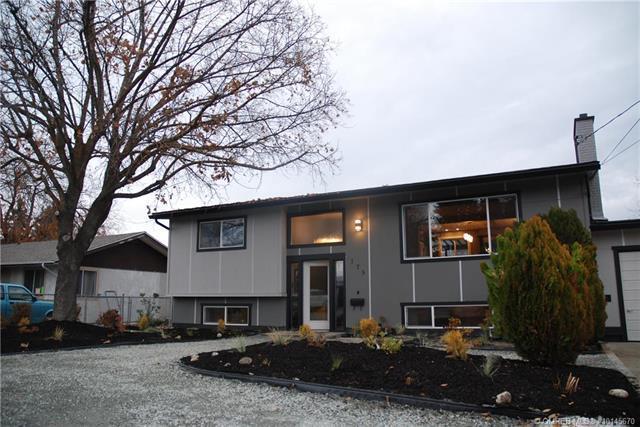 175 Gibbs Road, W, Kelowna, BC V1X 2W4 (MLS #10145670) :: Walker Real Estate
