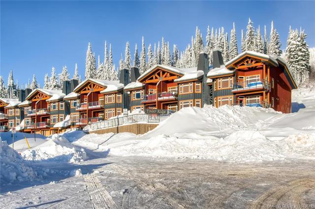 #27 7650 Porcupine Road,, Big White, BC V1P 1P3 (MLS #10145672) :: Walker Real Estate