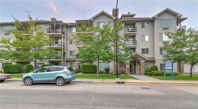 #202 250 Dougall Road,, Kelowna, BC V1X 3K5 (MLS #10145707) :: Walker Real Estate