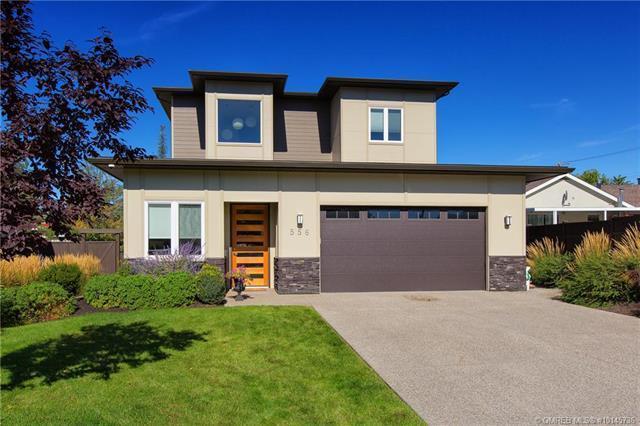 556 Knowles Road,, Kelowna, BC V1W 1H3 (MLS #10145736) :: Walker Real Estate