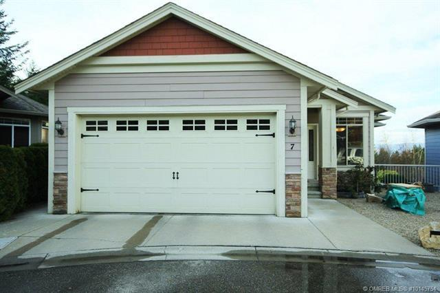 #7 551 17 Street, SE, Salmon Arm, BC V1E 1W2 (MLS #10145754) :: Walker Real Estate