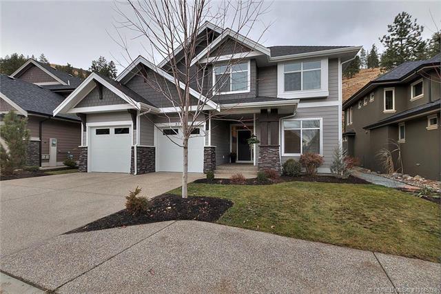 277 Clear Pond Place,, Kelowna, BC V1V 2X6 (MLS #10145768) :: Walker Real Estate