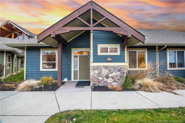 #303 9100 Mackie Drive,, Coldstream, BC V1B 1G9 (MLS #10146211) :: Walker Real Estate