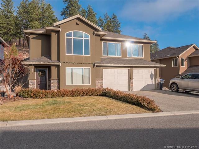 #18 2040 Rosealee Lane,, West Kelowna, BC V1Z 4C5 (MLS #10146526) :: Walker Real Estate