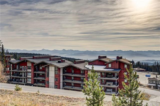 #108 5030 Snowbird Way,, Big White, BC V1P 1P3 (MLS #10147533) :: Walker Real Estate