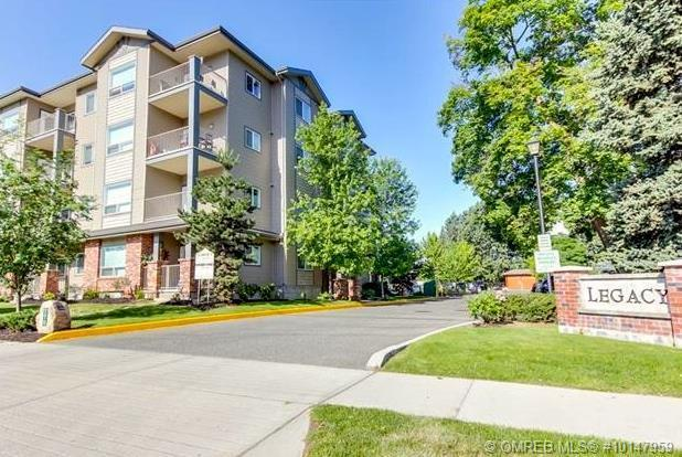 #301 770 Rutland Road, N, Kelowna, BC V1X 3B7 (MLS #10147959) :: Walker Real Estate