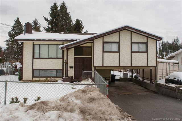 2941 Springfield Road,, Kelowna, BC V1X 4N5 (MLS #10147974) :: Walker Real Estate