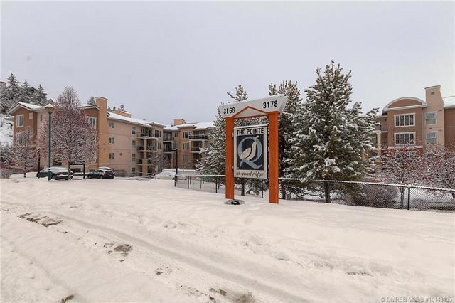 #1211 3168 Via Centrale Drive,, Kelowna, BC V1V 2R6 (MLS #10148105) :: Walker Real Estate