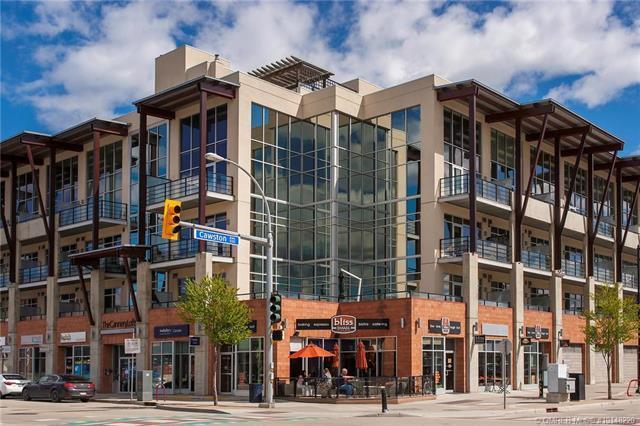 #404 1289 Ellis Street,, Kelowna, BC V1Y 9X6 (MLS #10148220) :: Walker Real Estate