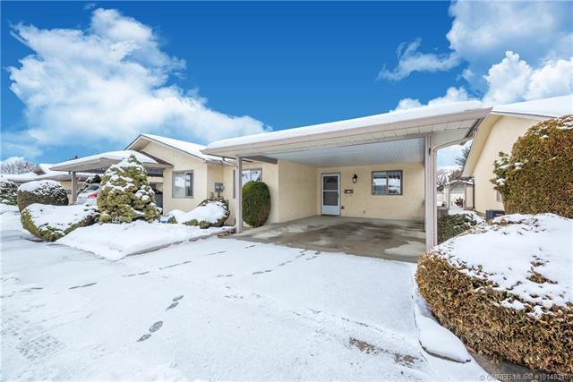 #12 2107 43rd Avenue,, Vernon, BC V1T 3K6 (MLS #10148340) :: Walker Real Estate