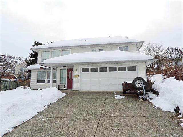 991 Mt Beaven Court,, Vernon, BC V1B 2Y8 (MLS #10150354) :: Walker Real Estate