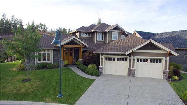 815 Brassey Place,, Vernon, BC V1H 2H7 (MLS #10150362) :: Walker Real Estate