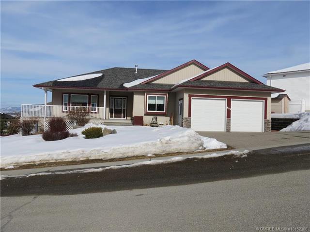 899 Mt Bulman Place,, Vernon, BC V1B 2Z4 (MLS #10152388) :: Walker Real Estate
