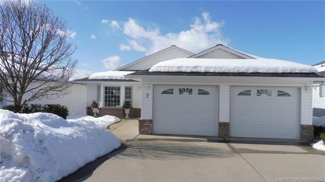 #7 900 43 Avenue,, Vernon, BC V1T 9C8 (MLS #10152563) :: Walker Real Estate