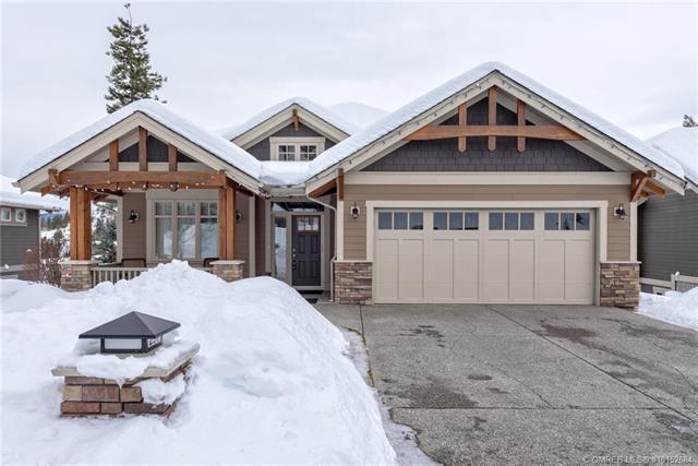 258 Dormie Place,, Vernon, BC V1H 1Y5 (MLS #10152684) :: Walker Real Estate