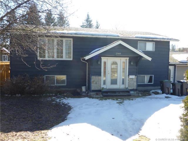 2989 Springfield Road,, Kelowna Bc, BC V1X 4N5 (MLS #10152718) :: Walker Real Estate