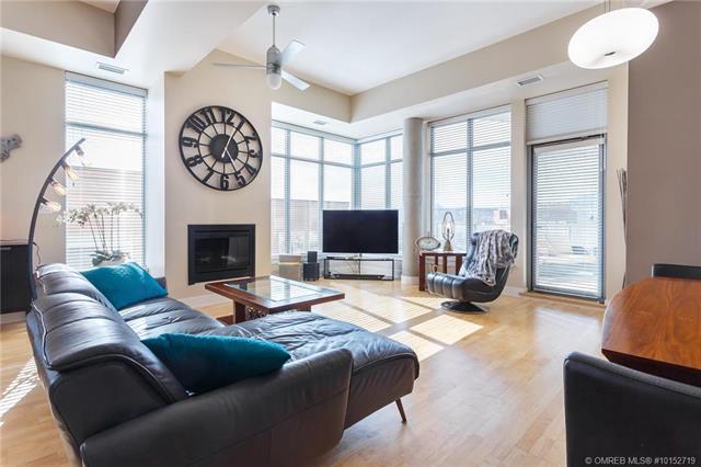 #503 1329 Ellis Street,, Kelowna, BC V1Y 9X5 (MLS #10152719) :: Walker Real Estate