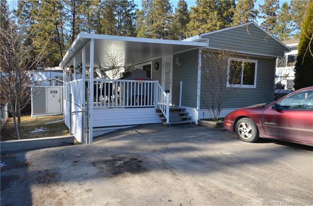 #34 1860 Boucherie Road,, Westbank, BC V4T 2A1 (MLS #10152736) :: Walker Real Estate