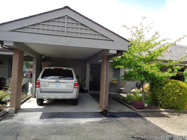 #226 1765 Leckie Road,, Kelowna, BC V1X 6X5 (MLS #10152743) :: Walker Real Estate