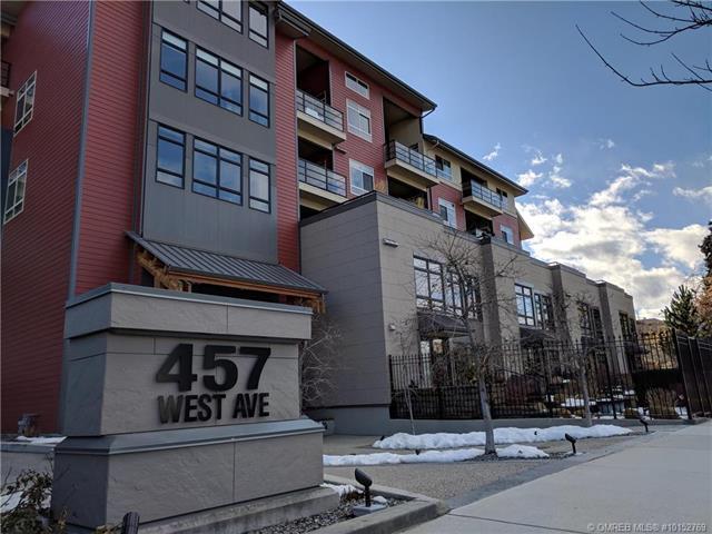 #202 457 West Avenue,, Kelowna, BC V1Y 4Z3 (MLS #10152769) :: Walker Real Estate