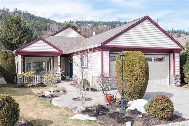 #120 550 Yates Road,, Kelowna, BC V1V 1Z4 (MLS #10152815) :: Walker Real Estate