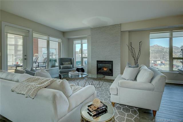 #207 1160 Bernard Avenue,, Kelowna, BC V1Y 6R2 (MLS #10152824) :: Walker Real Estate