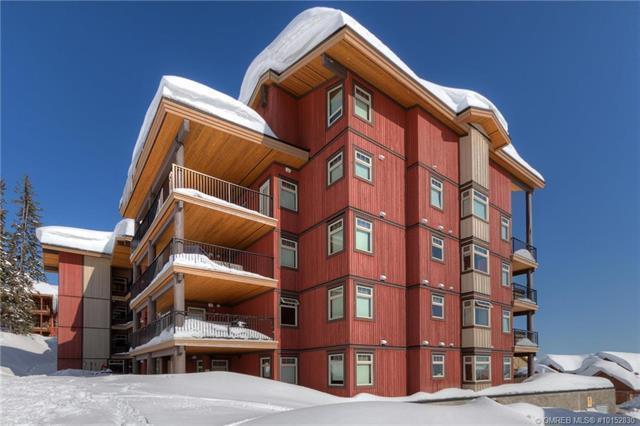 #310 5030 Snowbird Way,, Big White, BC V1P 1P3 (MLS #10152830) :: Walker Real Estate
