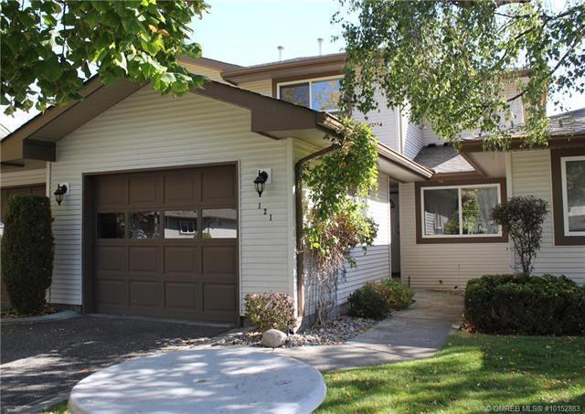 #121 133 Wyndham Crescent,, Kelowna, BC V1V 1Y8 (MLS #10152883) :: Walker Real Estate