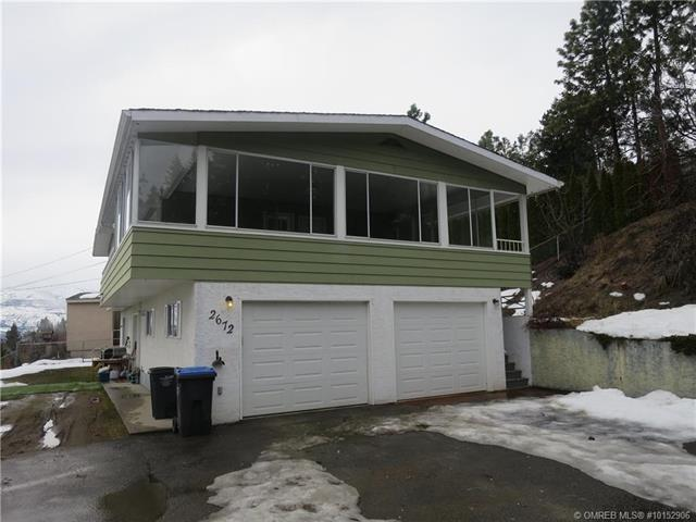 2672 Lakeridge Road,, West Kelowna, BC V1Z 1Y2 (MLS #10152906) :: Walker Real Estate