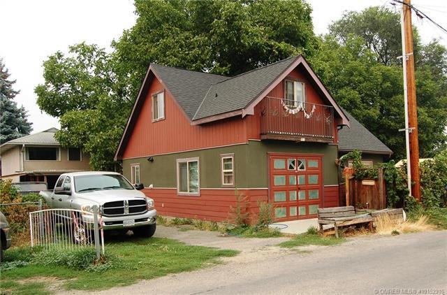 861-863 Martin Avenue,, Kelowna, BC V1Y 6V4 (MLS #10152916) :: Walker Real Estate