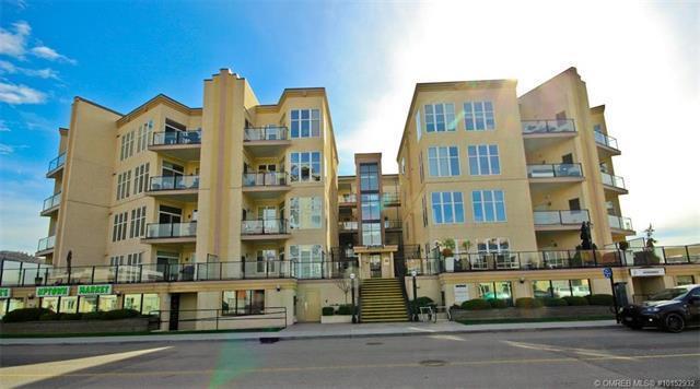 #103 1327 St. Paul Street,, Kelowna, BC V1Y 2E2 (MLS #10152932) :: Walker Real Estate