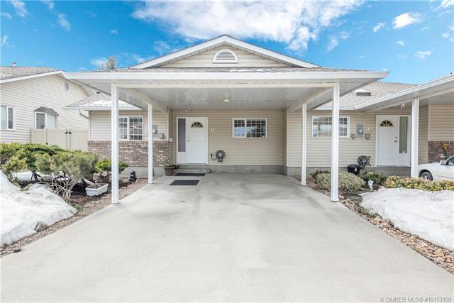 #18 1038 11 Avenue,, Vernon, BC V1T 2R5 (MLS #10153160) :: Walker Real Estate