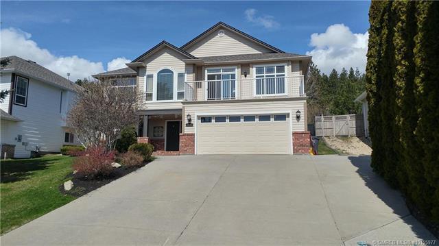2812 Doucette Drive,, West Kelowna, BC V4T 2S6 (MLS #10155977) :: Walker Real Estate