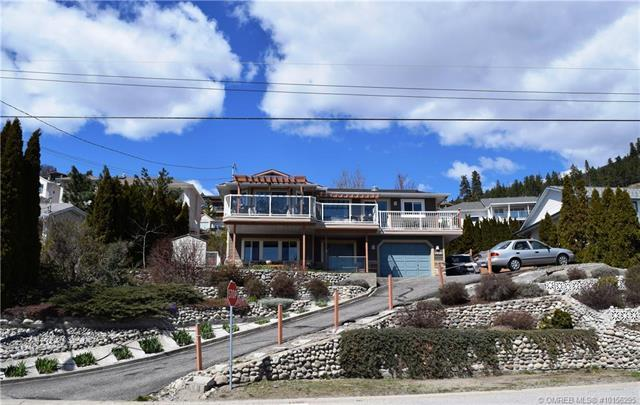 5216 Clarence Road,, Peachland, BC V0H 1X2 (MLS #10156295) :: Walker Real Estate