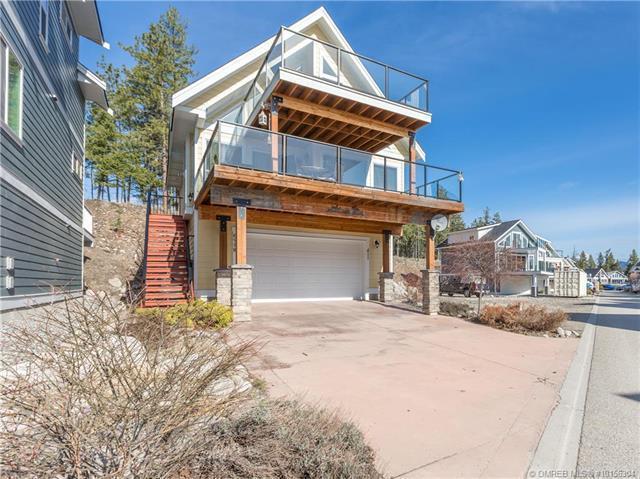 6958 Terazona Drive,, Kelowna, BC V1Z 3R8 (MLS #10156304) :: Walker Real Estate