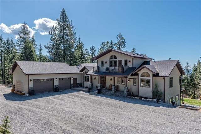 7832 Jordashe Road,, Vernon, BC V1B 3N4 (MLS #10156327) :: Walker Real Estate