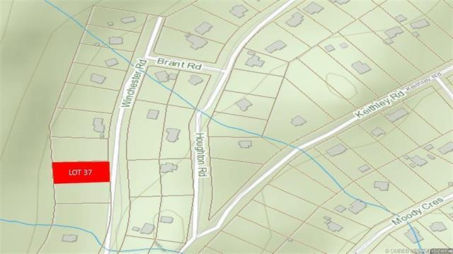 LOT 37 Winchester Road,, Fintry, BC V1V 1V1 (MLS #10156335) :: Walker Real Estate